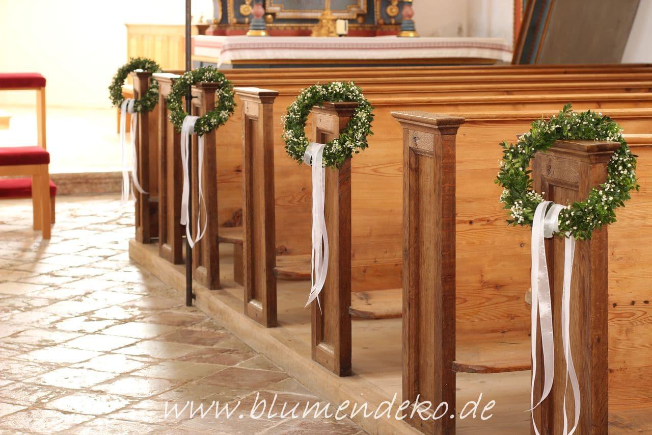 Hochzeit Am Tegernsee Mit Blumendekoration Rosen